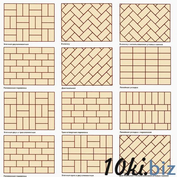 Укладка тротуарной плитки купить в Гродно - Брусчатка и тротуарная плитка