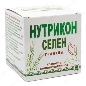Нутрикон - селен, гранулы 350 гр