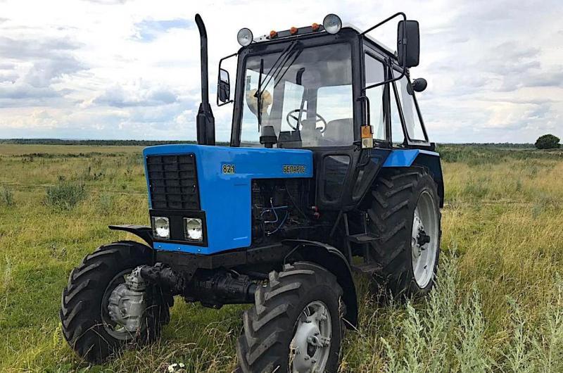 Трактор Беларус-82.1