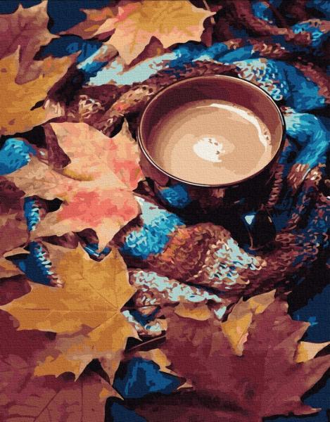 Фото  PGX 29417 Согревающее какао Premium 40x50см