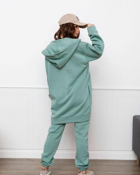 Фото  Спортивные костюмы ISSA PLUS 12298  XL мятный