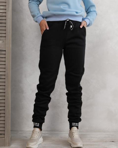Фото  Спортивные штаны ISSA PLUS 12285  M черный