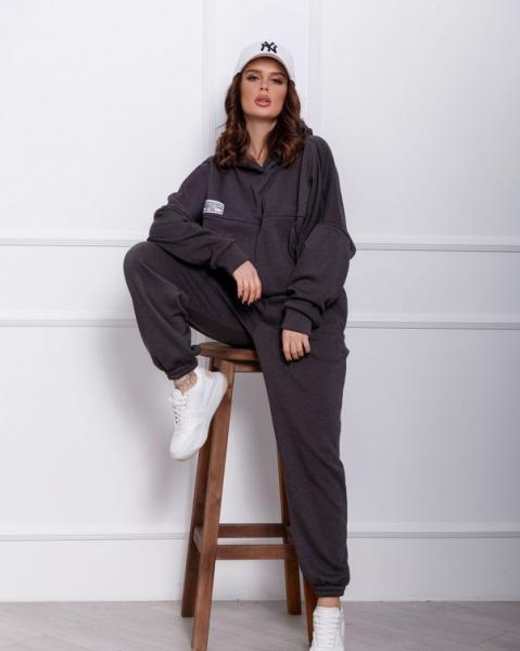 Фото  Спортивные костюмы ISSA PLUS 12349  M серый