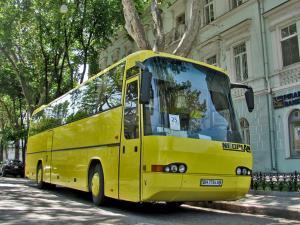 Фото  Пассажирские перевозки — автобусы 50 мест.