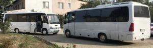 Фото  Пассажирские перевозки — автобусы 30 мест.