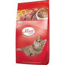 Мяу Сухой Корм для Кошек с Курицей 11 кг