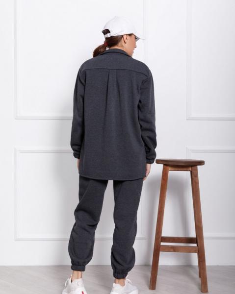 Фото  Спортивные костюмы ISSA PLUS 12361  XL темно-серый