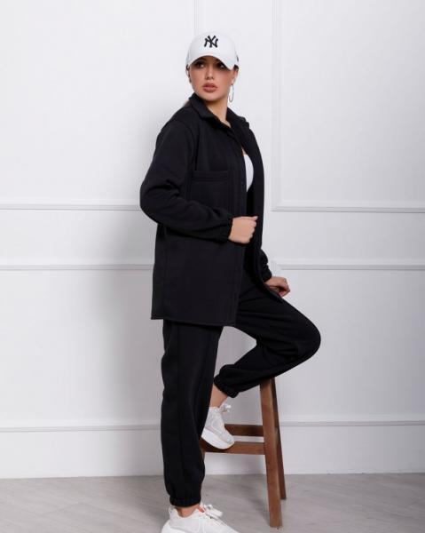 Фото  Спортивные костюмы ISSA PLUS 12361  XL черный