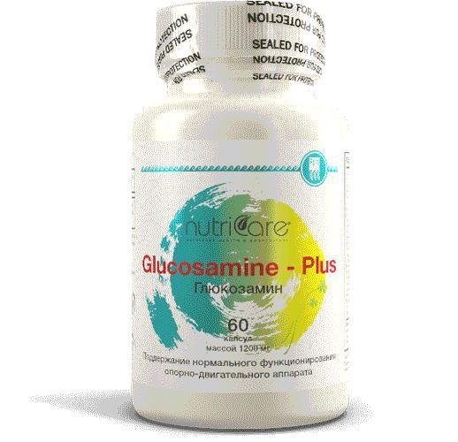 Глюкозамин - Плас  (таблетки 60 шт)