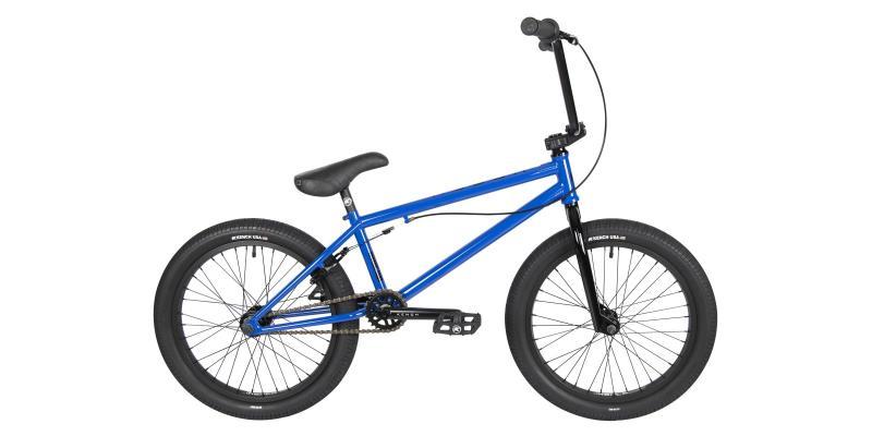 Фото ВЕЛОСИПЕДИ, BMX KENCH BMX KENCH HI-TEN синій