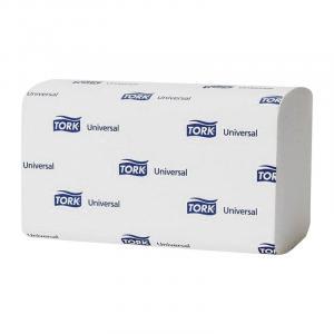 Фото Хозяйственные товары (ЦЕНЫ БЕЗ НДС), Полотенца, простыни бумажные, бумажный протирочный материал Полотенца бумажные ZZ для диспенсера Н3