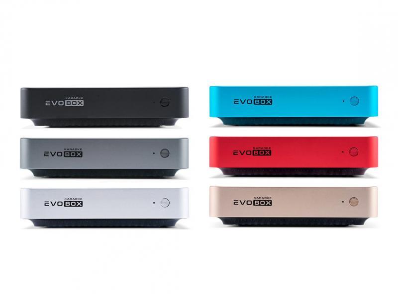 Лучший Караоке Evobox у официального дилера есть другие модели