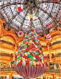 Фото Картины на холсте по номерам, Зима! Новый Год! Рождество! KGX 26240