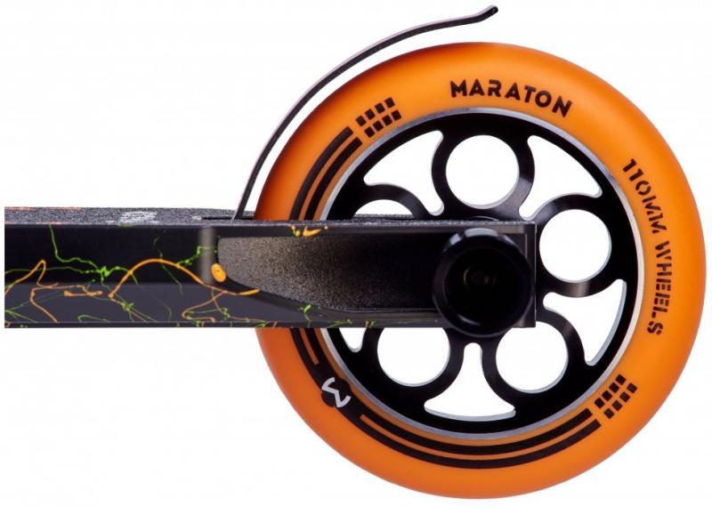 Фото ТРЮКОВІ САМОКАТИ Трюковий Самокат для стрибків Maraton Champion