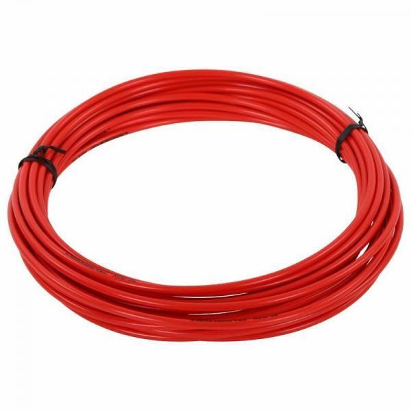 Кожух троса передач CON-TEC 4 мм х 1 м (червоний)