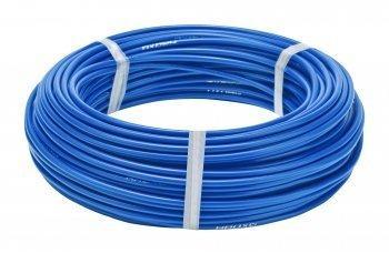 Кожух троса гальм CON-TEC 5 мм х 1 м (синій)