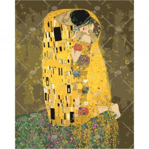 Фото Картины на холсте по номерам, Романтические картины. Люди KH 4534