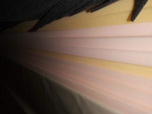 Фото Поролон, синтепон, синтепух (холлофайбер), Мебельный поролон, Поролон  EL 28/42 Поролон листовой мебельный EL28/42 1.6х2м  толщина 40мм