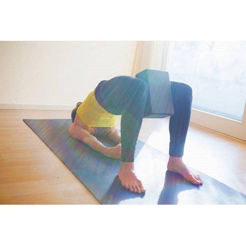 Фото  Блоки (кирпичики, кубики) для йоги, 1шт.