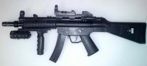 Фото Игрушечное Оружие, Стреляет пластиковыми 6мм  пульками, Автомат, пулемет, карабин Детский игрушечный карабин HY 015B