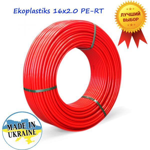 Труба для теплого пола Ekoplastiks 16*2 (Украина)