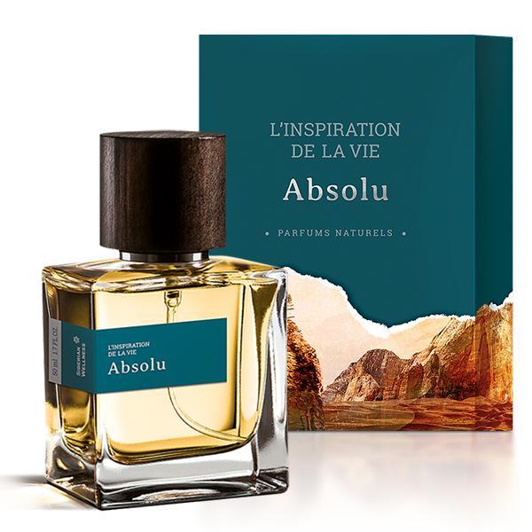 - Absolu (Абсолют), парфюмерная вода L'INSPIRATION DE SIBÉRIE