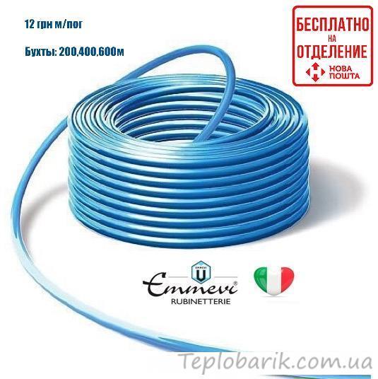 Фото Водяной Теплый пол, Труба для теплого пола Труба для теплого пола EMMEVI Pex-A 16*2 (Италия)