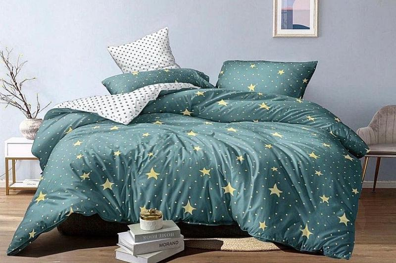 Фото Постельное белье Комплект постельного  белья ( starfall)