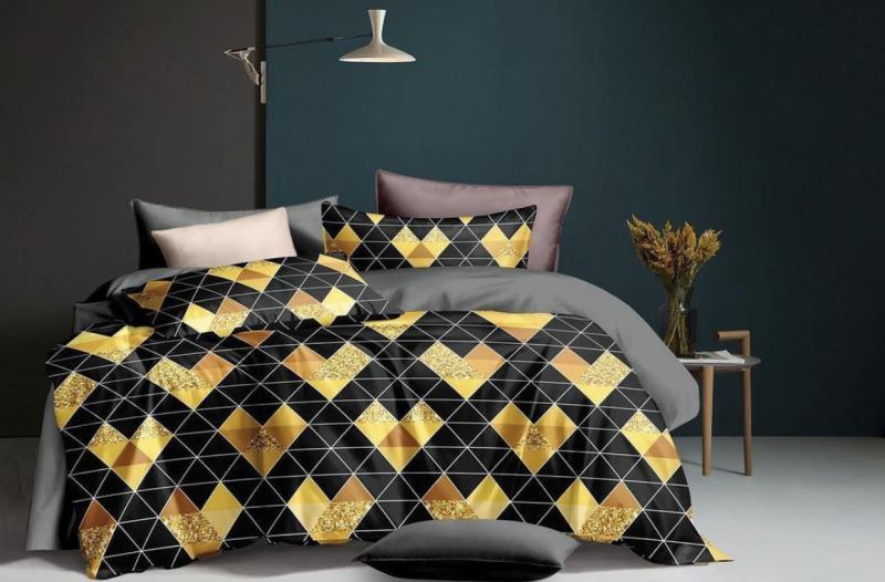Фото Постельное белье Комплект постельного белья (rhombuses)
