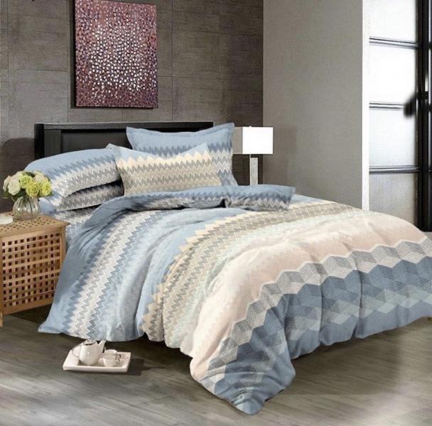 Фото Постельное белье Комплект  постельного белья (abstract)