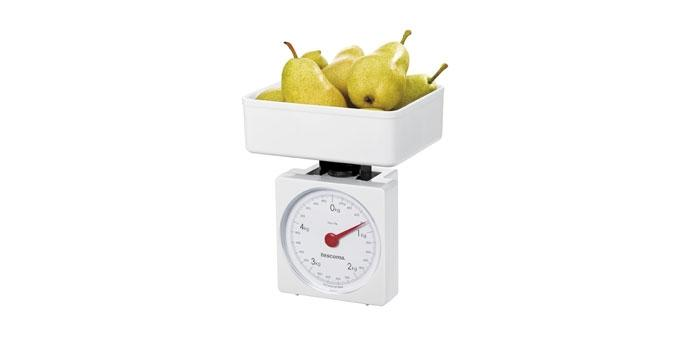 Весы TESCOMA кухонные ACCURA 5,0 кг (634524)