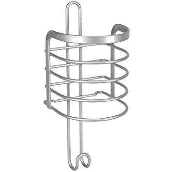Держатель METALTEX Viva для фена серый металлик покрытие Polytherm (404838)