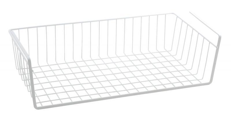 Полка METALTEX Babatex 50х26х14 см подвесная белое пластиковое покрытие (363850)