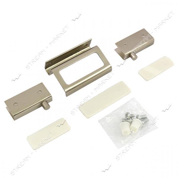 Комплект ZS90 для стеклянной двери сатин