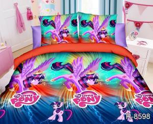 Фото ДЕТСКОЕ ПОСТЕЛЬНОЕ, Постельное детское полуторное Комплект постельного белья R8598