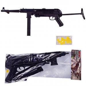 Фото Игрушечное Оружие, Стреляет пластиковыми 6мм  пульками, Автомат, пулемет, карабин Детский игрушечный автомат M40  Шмайсер (масштабная копия 1:1)  в пакете