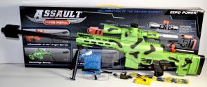 Фото Игрушечное Оружие, Стреляет гелевыми (водяными) пульками 47-8   акумулятор, автозаряжание, гелевые (водяные)