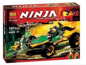 Фото Конструкторы, Конструкторы типа «Лего», Ниндзя Го (Ninja Go) 10320  Bela Конструктор