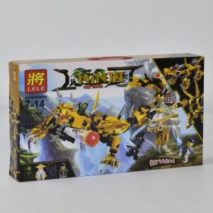 Фото Конструкторы, Конструкторы типа «Лего», Ниндзя Го (Ninja Go) 31066  Lele Ninja