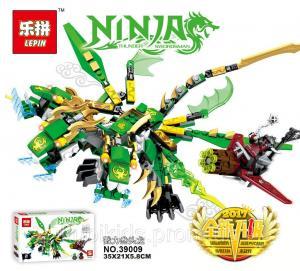 Фото Конструкторы, Конструкторы типа «Лего», Ниндзя Го (Ninja Go) 39009 Конструктор Lepin
