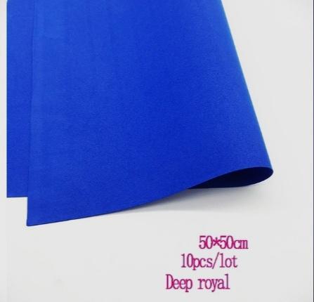 Фото Экокожа  с  глитером ,  и  Фоамиран  гладкий  и  с  глитером ,  Фоамиран  50 * 50 см.   толщина  1 мм.   Тёмно - Синий.