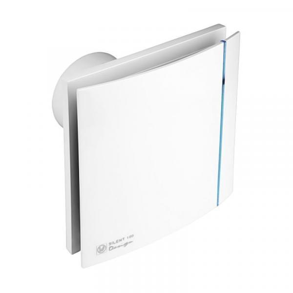 Фото  Бесшумный вентилятор Soler & Palau SILENT-100 CZ DESIGN