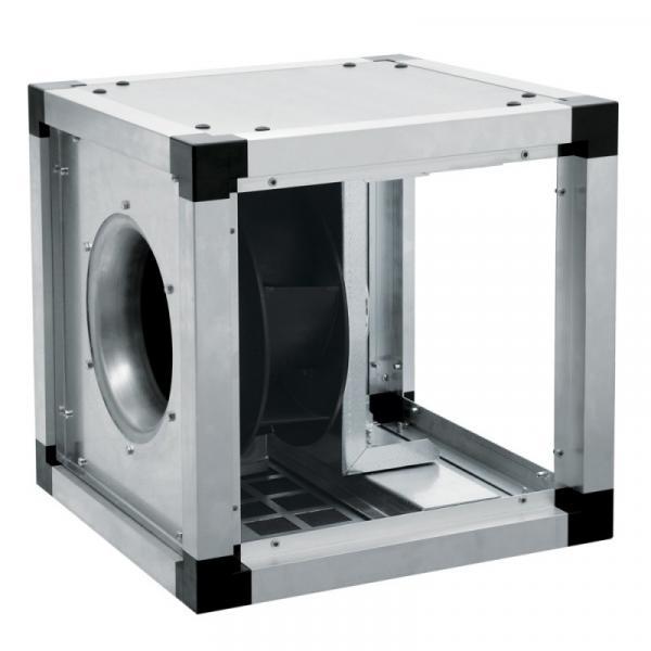 Фото Вентиляция, Промышленные вентиляторы, Вентиляторы для прямоугольных каналов Канальный вентилятор Salda KUB 80-630 EKO