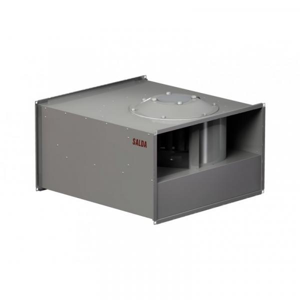 Фото Вентиляция, Промышленные вентиляторы, Вентиляторы для прямоугольных каналов Канальный вентилятор Salda VKS 500x250-4 L1