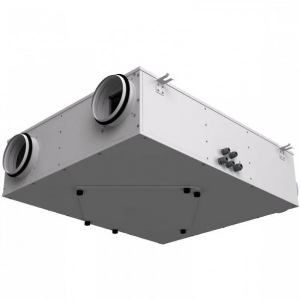 Фото Вентиляция, Приточно-вытяжные установки, Приточно-вытяжные установки с рекуперацией тепла Приточно-вытяжная установка Вентс ВУЭ 350 П3Б ЕС А14