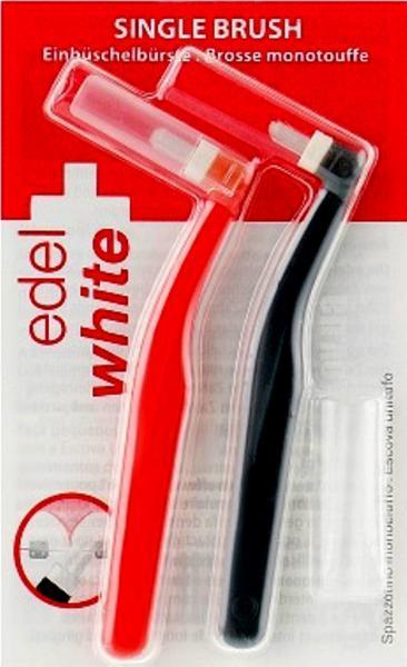 Фото Для стоматологических клиник, Расходные материалы Edel+White Single Brush - Пучковая щётка (Edel+White)