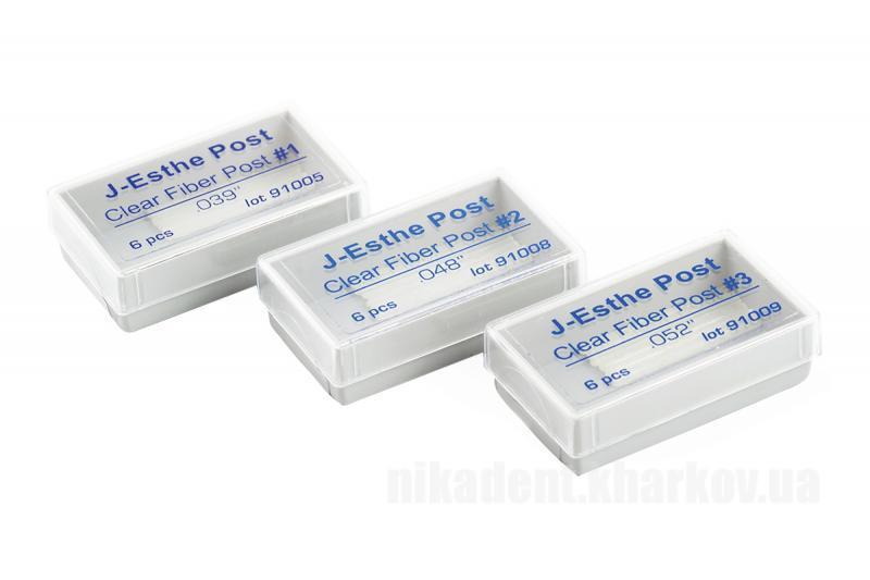 Фото Для стоматологических клиник, Эндоинструменты Jen-Esthe Post ( Джен Эсте Пост - Штифты стекловолоконные) №1 и №2