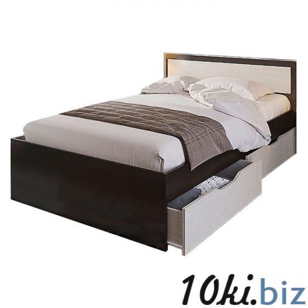 Кровати для спален - Кровать Гармония с ящиками 0,8м, 0,9м (Стендмебель)