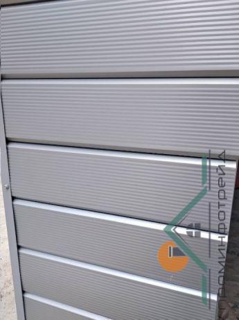 Фото Металлический сайдинг / Сайдинг ПВХ, Металлический сайдинг Блок_Хаус / Доска Металлический сайдинг ЕвроДоска / ЕвроБрус с микрорибером, всецвета в асортименте