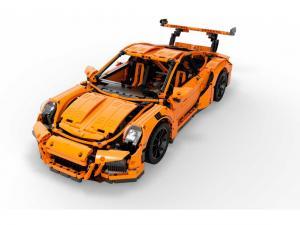 Фото Конструкторы, Конструкторы типа «Лего», Гоночные авто, racers. Город. Техно Конструктор Bela 10570 PORSCHE 911 GT3 RS TECHNIC 2704 дет.